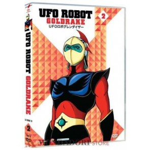 Ufo Robot Goldrake  Volume 02 Episodi 05-08
