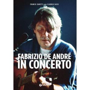 Fabrizio De André in concerto