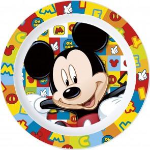 Mickey Mouse. Piatto Piano da 22 cm. Disney