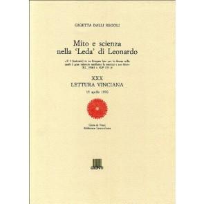 Mito e scienza nella Leda di Leonardo. XXX lettura vinciana