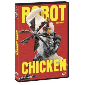 Robot Chicken Stagione 5 con Gadget