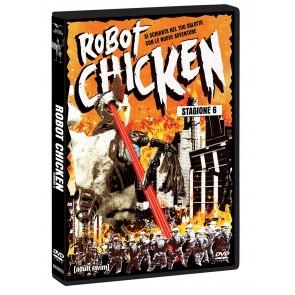 Robot Chicken Stagione 6 con Gadget