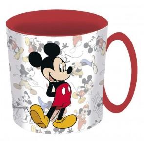 Mickey Mouse. Tazza adatta a microonde 350 ml Topolino