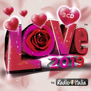 Radio Italia Love 2019 (CD)
