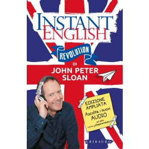 Instant english revolution. Con File audio per il download