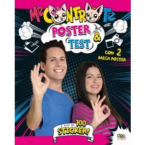 Me contro te. Poster & test. Con 2 Poster. Con adesivi. Con 2 Poster