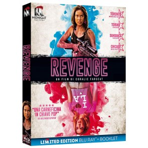 Revenge. Limited Edition con Booklet