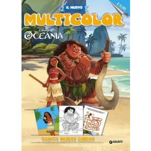 Oceania. Il nuovo multicolor