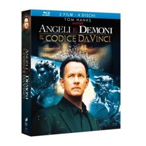 I Codice Da Vinci / Angeli E Demoni) (3 Blu-Ray)