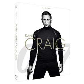 007 Cofanetto Daniel Craig