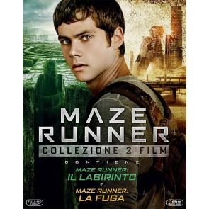 Maze Runner 1-2 (2 Blu-Ray)