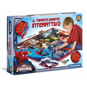 Il tappeto gigante Interattivo Spiderman