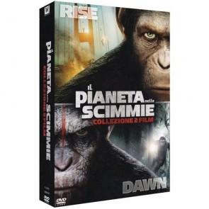 Il Pianeta delle Scimmie - Bi-Pack (Cofanetto 2 DVD)