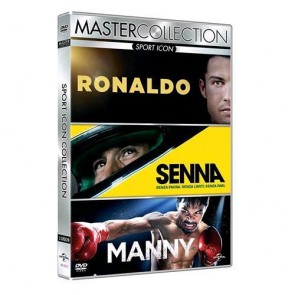 Sport Icon Collection (3 DVD)