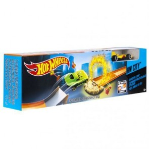 Mattel Hot Wheels Piste Mega Lancio Ass.To Dnn77