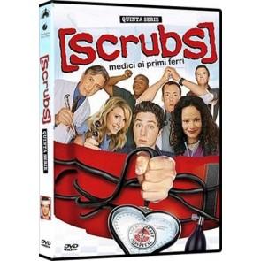 Scrubs - Medici Ai Primi Ferri - Stagione 05 (4 Dvd)- DVD Film