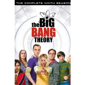 The Big Bang Theory: La Nona Stagione Completa (3 DVD)