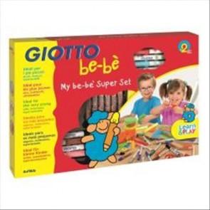 Giotto 466900.0 - My Be-Bè Super Set Completo per Colorare