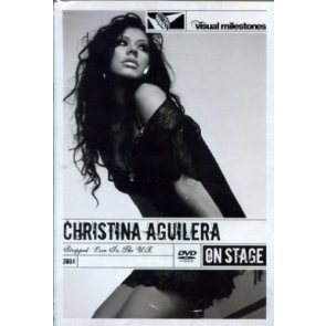 `AGUILERA, CHRISTINA`-STRIPPED...LIVE IN THE UK