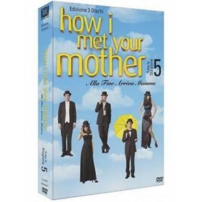 How I met your mother - Alla fine arriva mamma Stagione 05 Episodi 01-24