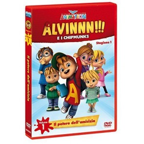 Alvin and the Chipmunks. Stagione 1 - Volume 1