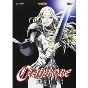 Claymore (+booklet) Episodi 10-18