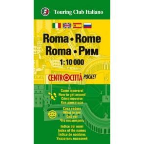 Roma-Rome 1:10.000