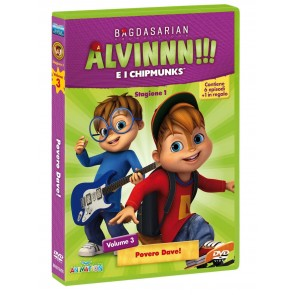 Alvin and the Chipmunks- Stagione 1, Volume 3