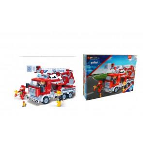 ODS 35483 - Pricò: Camion dei Pompieri 290 Pezzi