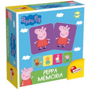 Lisciani Giochi - Peppa Pig Games - Memoria