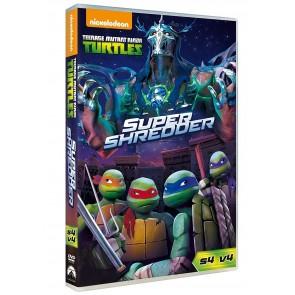 Teenage Mutant Ninja Turtles: - Il Super Shredder, Stagione 4 Volume 4