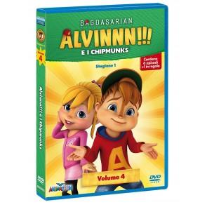 Alvinnn!!! Stagione 1 Volume 4