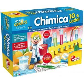 Lisciani Giochi 56217 - I'M a Genius Laboratorio Chimica 10 e Lode