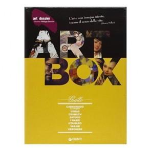 Dossier d'art. Box giallo: Caravaggio. Le origini-Degas.