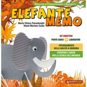 Elefante Memo. Prove giocolaboratori