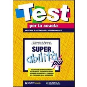 Superabilità 4° e 5°. Test per la Scuola