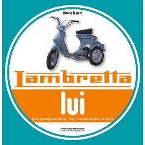 """Lambretta """"Lui"""". Ediz. italiana e inglese"""