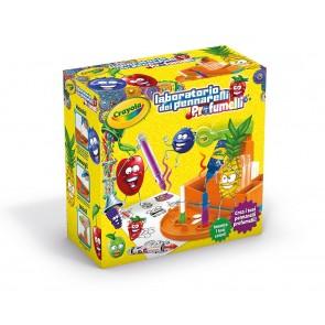 Crayola 25-7240 - Laboratorio dei Pennarelli Profumelli