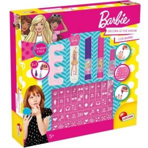 Barbie Fashion Nail Art. Lisciani