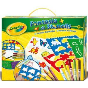 Crayola Fantastencils