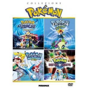 Collezione Pokemon - Heroes / Jirachi Wish Maker / 4Ever /Fratelli Dello Spazio