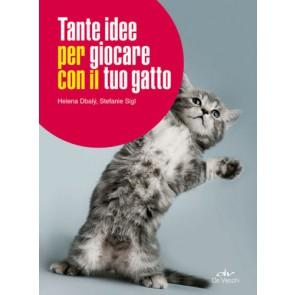 Tante idee per giocare con il tuo gatto