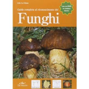Guida completa al riconoscimento dei funghi. Con DVD