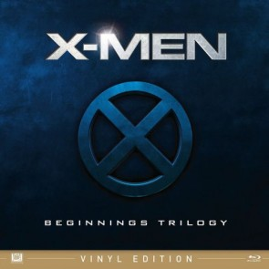 X-Men Beginning Trilogy (Vinyl Edition)