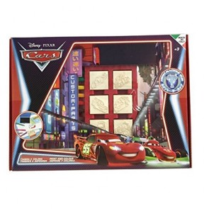 Disney Cars set 5 timbri