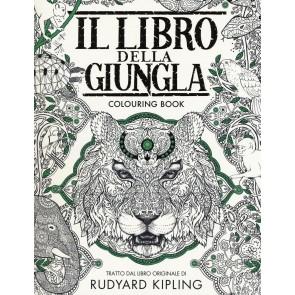 Il libro della giungla. Colouring book