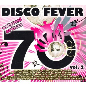 Disco Fever 70 Vol.2
