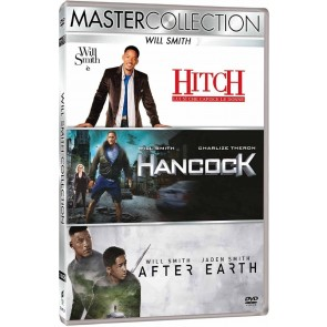 Will Smith Master Collection (3 Dvd)