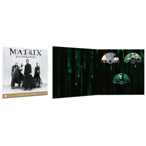 The Matrix Collection (Vinyl Edition)