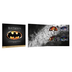 Batman Anthology 1989-1997 (Vinyl Edition)